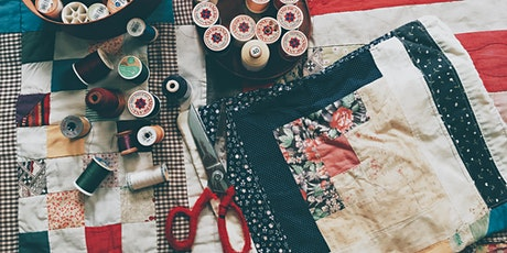 Beginners Patchwork at Abakhan at Shrewsbury tickets