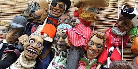 Estate alternattiva-Laboratorio di marionette 6-11 anni Tickets