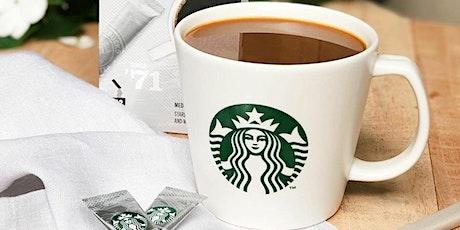 Starbucks Darling Square Masterclass Series: Coffee Trends – Dalgona Coffee tickets