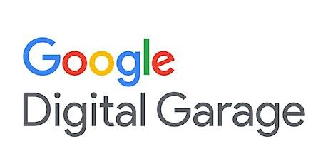 Google Digital Garage - Find Your Career Goals tickets