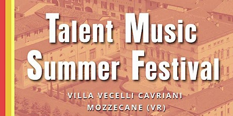 Talent Music Summer Festival biglietti