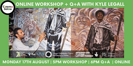 Q+A with Artist Kyle Legall tickets