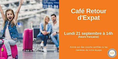 Café Retour d'Expat tickets
