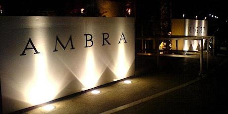 Ambra Night San Teodoro - Tavoli - Sardinia biglietti