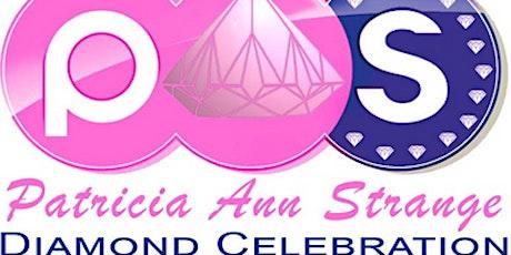 Patricia Ann Strange Diamond Celebration 2020 tickets