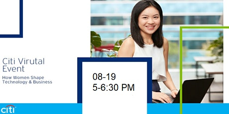 How Women Shape Technology and Business - Mississauga tickets