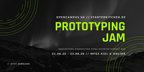 PrototypingJam Tickets