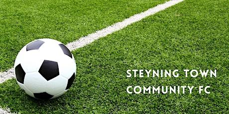 Friendly - Steyning Town U12 White v Hassocks U12 tickets