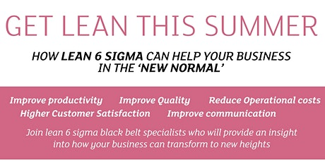 FREE TASTER SESSION FOR 'GET LEAN THIS SUMMER' tickets