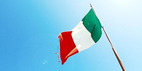 Italian for Beginners - Beginner B2 language course tickets