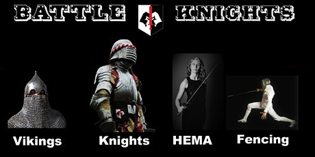 Battle Knights #3, Medieval Fight Competition tickets