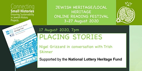 Connecting 'Small' Histories Reading Festival: PLACING STORIES tickets