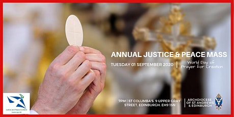 Justice and Peace Mass - World Day of Prayer for Creation tickets