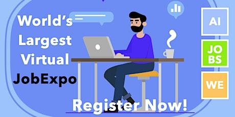 AnalyticsCLUB JobExpo Virtual Business, Data & Technology Job Expo tickets