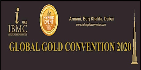 Global Gold Convention 2020 tickets