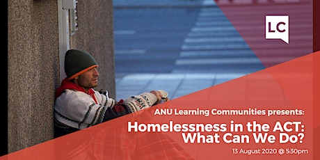 Homelessness in Canberra - What Can We Do? tickets