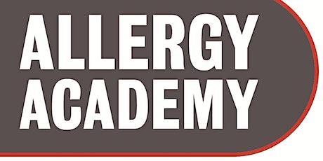 #ALLERGYONLINE: Paediatric Update Autumn 2020 tickets
