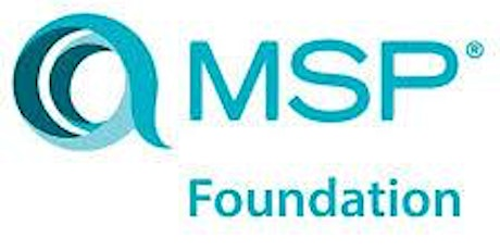 Managing Successful Programmes - MSP Foundation 2 Days Virtual Live Training in Wellington tickets