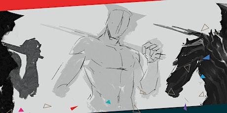 WORKSHOPTAG - Game Art & 3D Animation Tickets