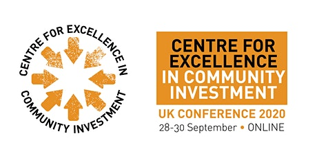 The Centre for Excellence in Community Investment: online conference 2020 tickets