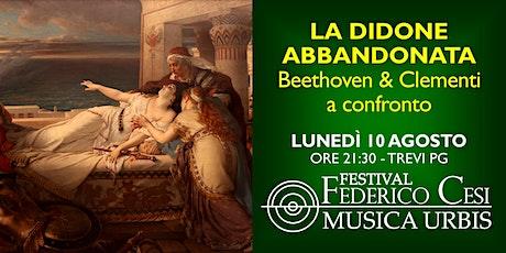 Didone Abbandonata: Beethoven e Clementi a confronto biglietti