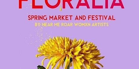 Floralia Spring Market & Festival tickets