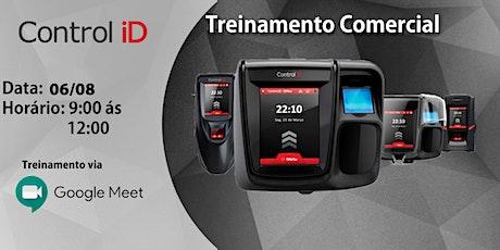 Control iD - Comercial ingressos