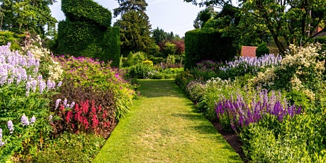 Timed entry to Wightwick Manor and Gardens (3 August -  9 August) tickets