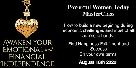 Starting Over 15 Steps to Claim Your Power & Build the Life of your Dreams tickets