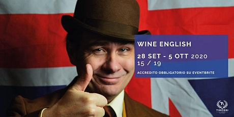 Wine English biglietti