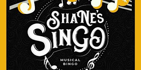 Shanes Singo tickets