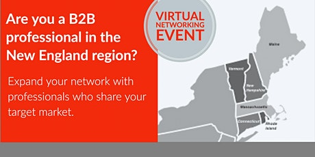 Network - B2B Networking - Business Networking - Networking - New England tickets