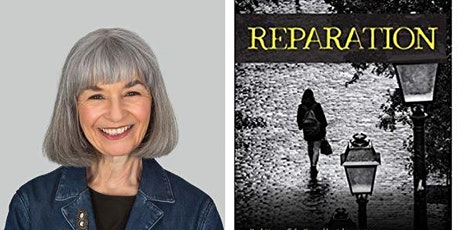AJR Book Club with Gaby  Koppel, author of award-winning novel Reparation tickets
