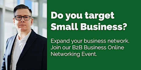 Network - B2B Networking - Business Networking - Networking -Small Business tickets