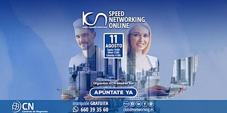 SPEED NETWORKING. Multiplica tu Red de Contactos. 11Ag entradas
