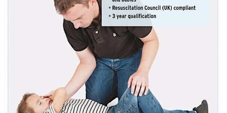 Paediatric First Aid tickets