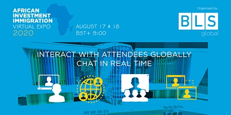 African Investment Immigration Virtual Expo tickets