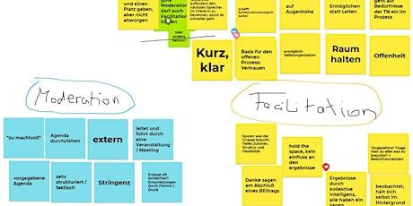 Kennenlernen - Die Kunst der Meeting Facilitation Tickets
