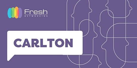Fresh Networking Carlton - Guest Registration tickets