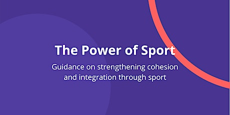 The Power of Sport Launch tickets