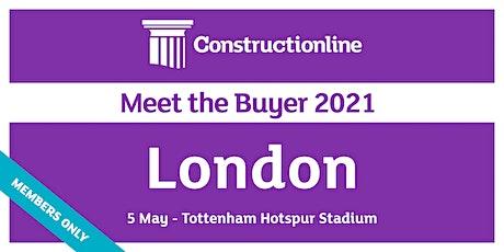 London Constructionline Meet the Buyer 2021 tickets