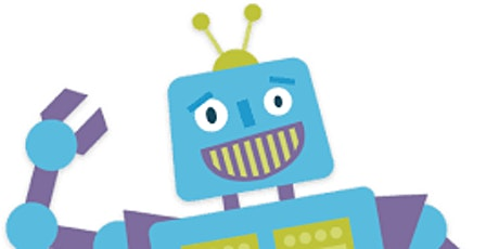 Robot Storytime (Ages 3-5) tickets