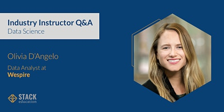 Data Science Instructor Q&A tickets