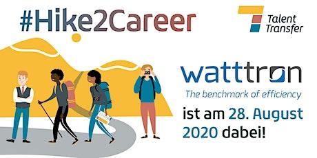 Hike2Career-Laußnitz und Umgebung mit Watttron Tickets