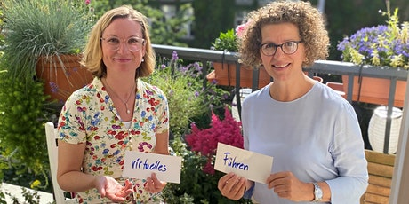 Virtuelles Führen - Online Schnupper Workshop Tickets