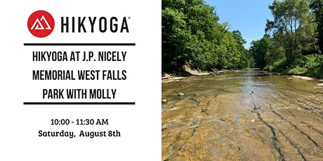 Hikyoga at J.P. Nicely Memorial West Falls Park  with Molly tickets