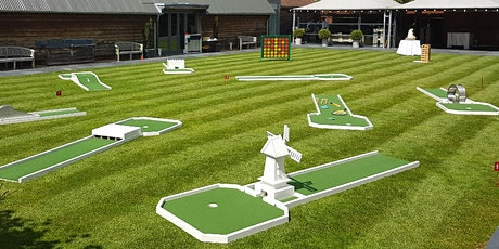 Mini Crazy Golf tickets