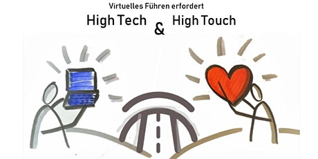 Virtuelles Führen - Interaktives Online Training in 2 Teilen Tickets