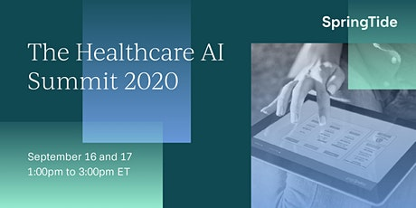 The Healthcare AI Summit 2020 tickets