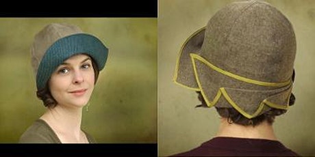 Make your own Cloche Hat tickets